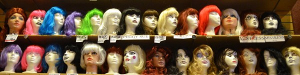 Wall &#8216;O Wigs