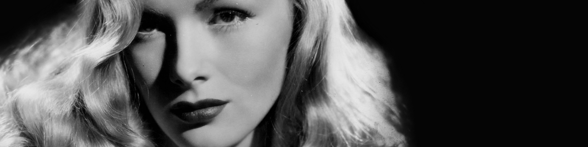 Veronica Lake Banner BD