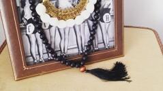 Beads Pom poms and fringe #redlight #redlightvintage #vintage #vintageclothing #jewelry #beads #pompoms
