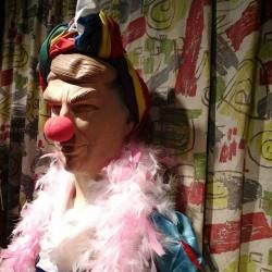 Donald Trump Clown