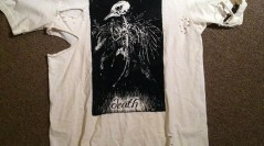 Snagged this awesome tarot Death shirt by #obesityandspeed at #redlightvintage. #tshirts