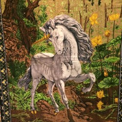 A unicorn for every occasion. Tapestry: $16 #tapestry #vintage #redlightvintage